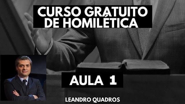 Seminário Gratuito de Pregação
