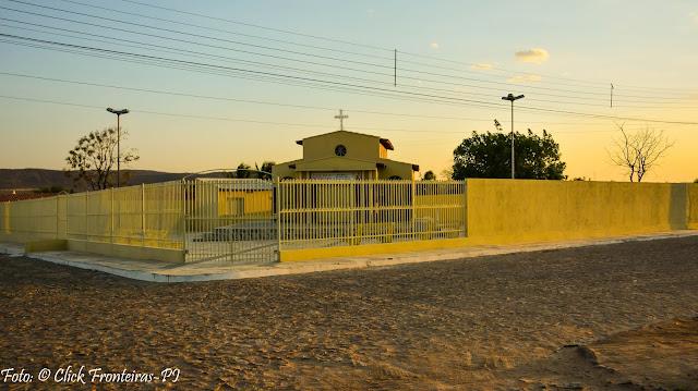 COMEÇA NESTE DIA 19/10 OS FESTEJOS DE SÃO JUDAS TADEU EM FRONTEIRAS - PI