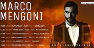 Rock Music Space  Marco Mengoni Tour live 2016 2415bb4e4779