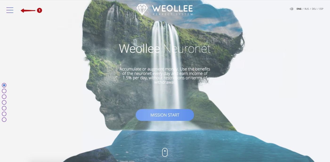 Нововведения в Weollee