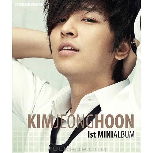 Kim Jeong Hoon – 1st Mini Album