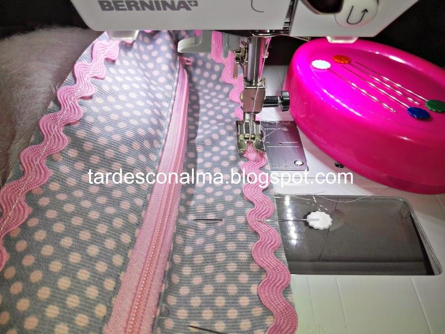 DIY, tutorial, costura, patchwork, paso a paso, moldes, neceser, fácil, barato