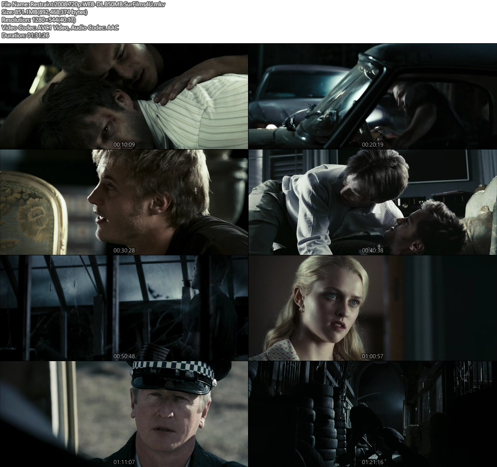 Restraint 2008 720p WEB-DL 850MB Screenshot