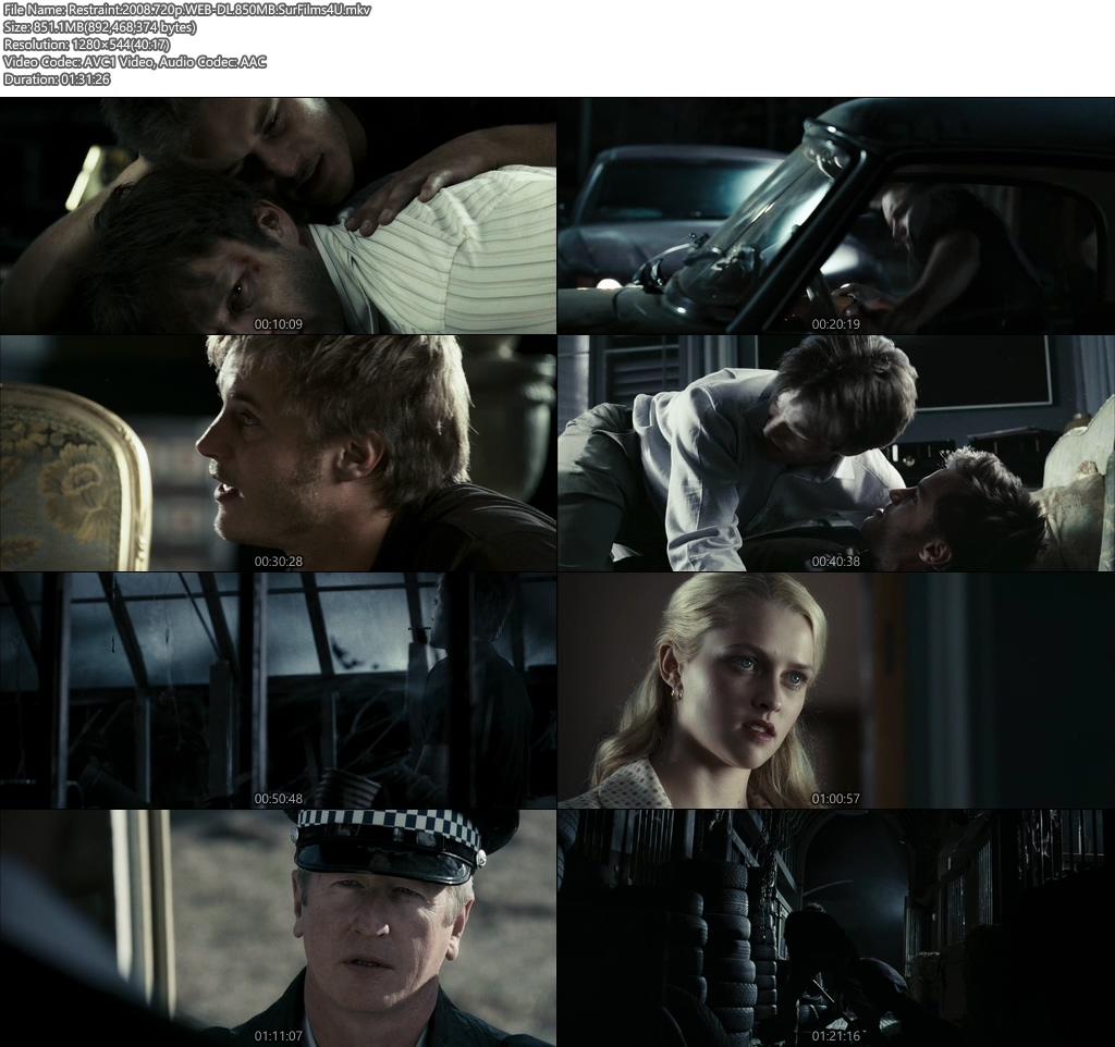 Restraint 2008 720p WEB-DL 850MB Screenshot