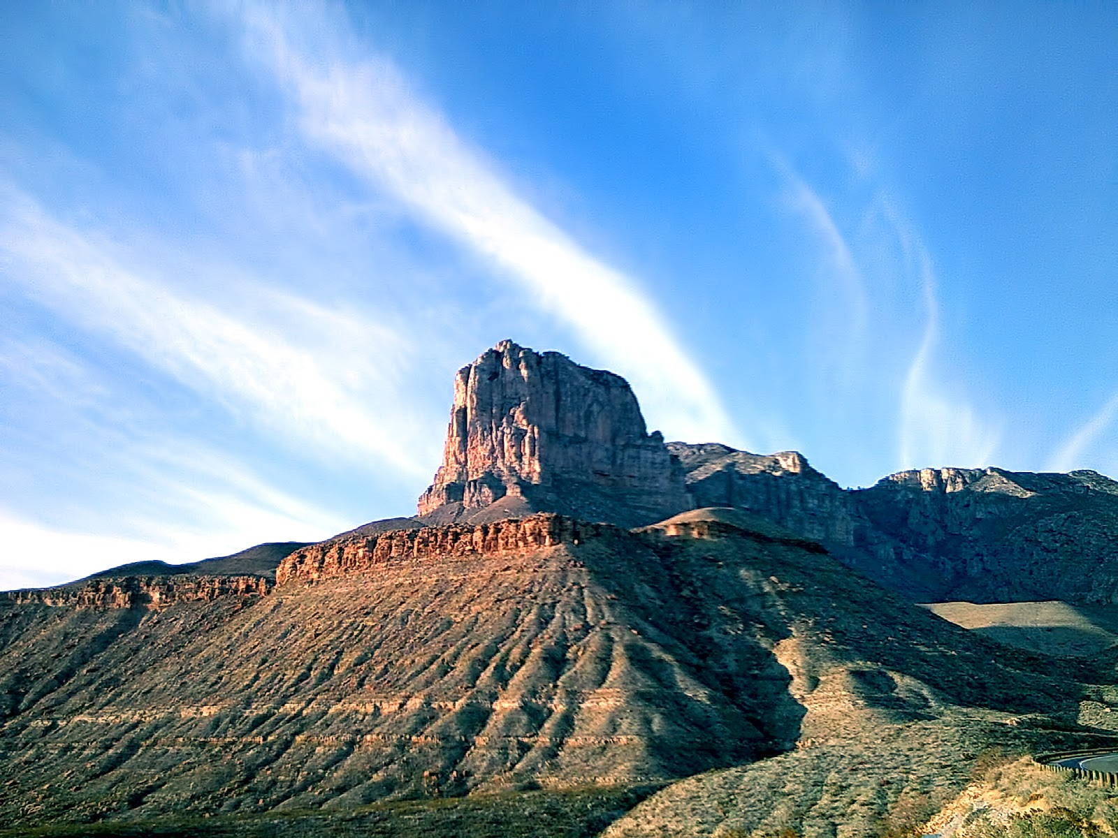 MY PHOTOGRAPHIC MEMORIES: The Guadalupe Mountains in West ...