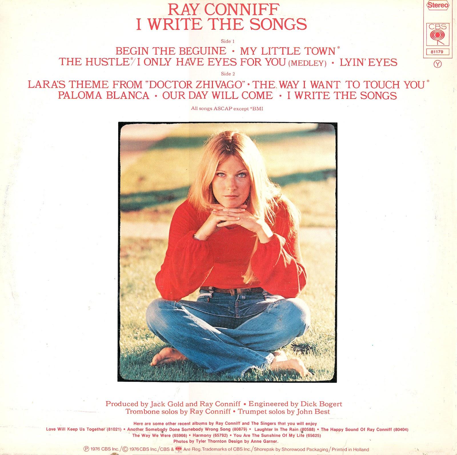 Espo's Vinyl Right Angle: Ray Conniff Orchestra & Chorus