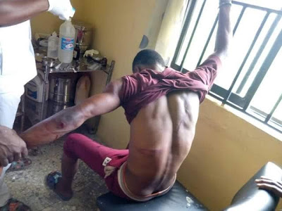 UNIOSUN Students Allegedly Brutalised By Air Force Officers