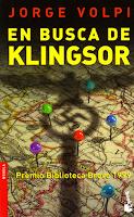 Libro N° 5966. Klingsor. Volpi, Jorge.