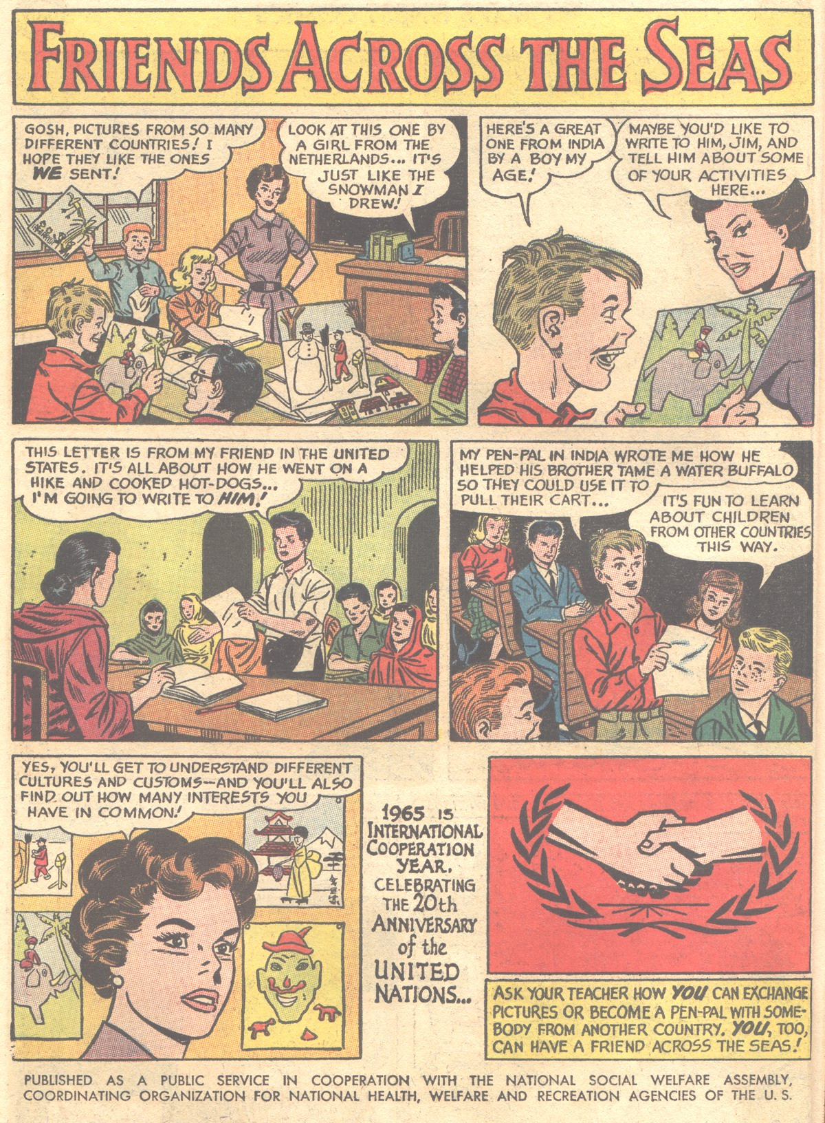 Read online World's Finest Comics comic -  Issue #148 - 14