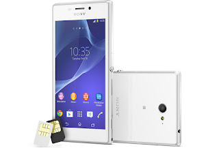 Harga Sony Xperia M2 Dual, Upgrade Android Lollipop RAM 1 GB