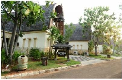 Lokasi Hotel Putri Duyung Ancol