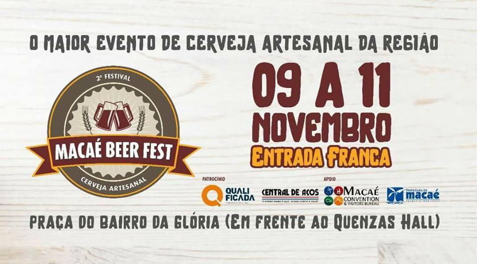 Contagem regressiva para o Macaé Beer Fest