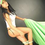 Andrea Rincon – Selena Spice – Cachetero Verde Foto 83