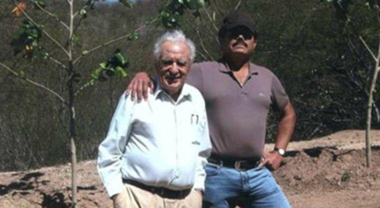 El Mayo Zambada, máximo líder del cartel de Sinaloa