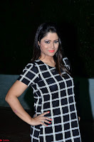 Shilpa Chakravarthy in Dark blue short tight dress At Srivalli Movie Pre Release Event ~  Exclusive Celebrities Galleries 074.JPG