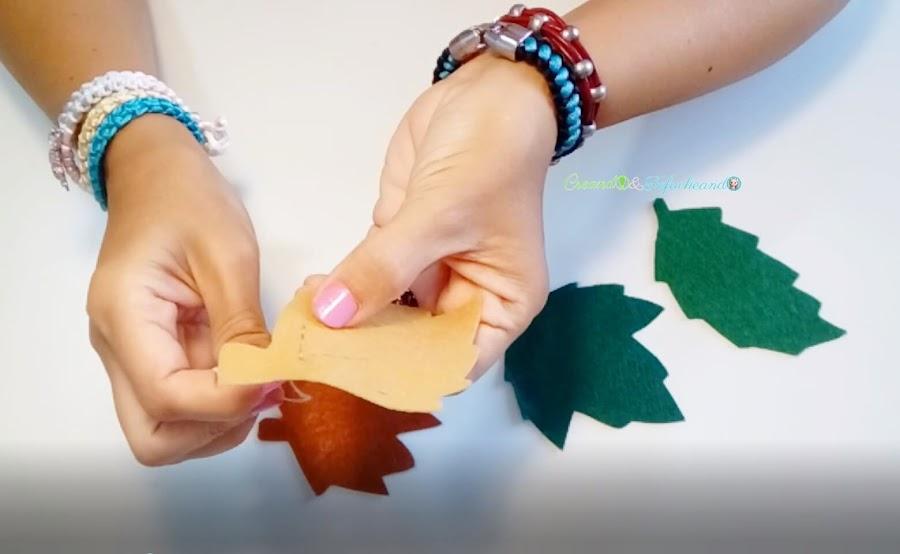 nervios-hoja-guirnalda-de-otoño-con-hojas-y-setas-en-fieltro-creandoyfofucheando