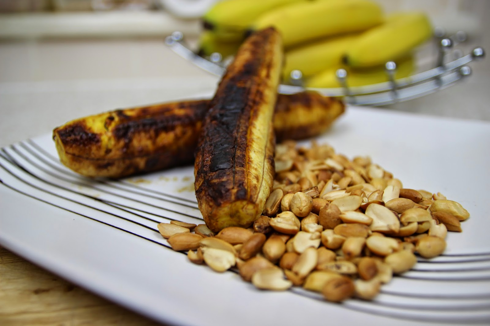 How to make Roasted Plantain – Boli