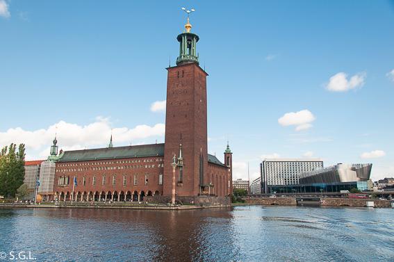 El ayuntamiento de Estocolmo y su cita con los nobel