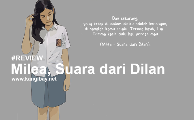 Review Novel Milea Suara Dari Dilan