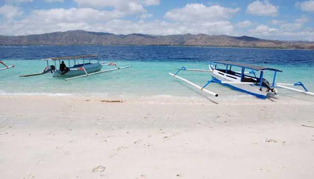Gili Terindah Di Pulau Lombok