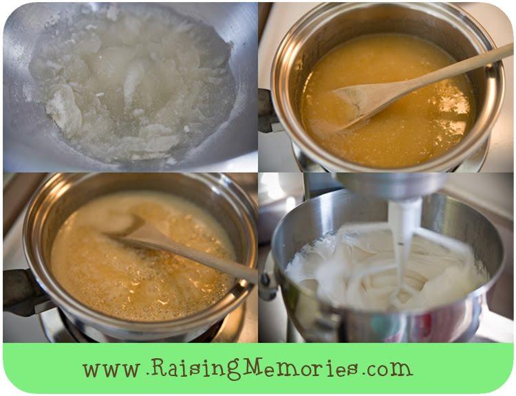 DIY Marshmallow Recipe