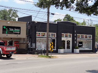 Texas Hookah Lounge and Biscuit Home Store on Westheimer
