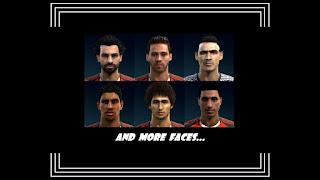 جميع وجوه لاعبي الدوري المصري لـ PES 2013 | اكثر من 80 وجه