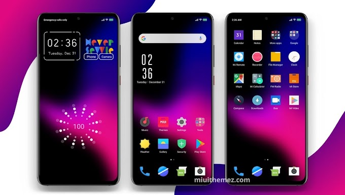Best OnePlus UI Theme for MIUI 11 | OnePlus Never Settle