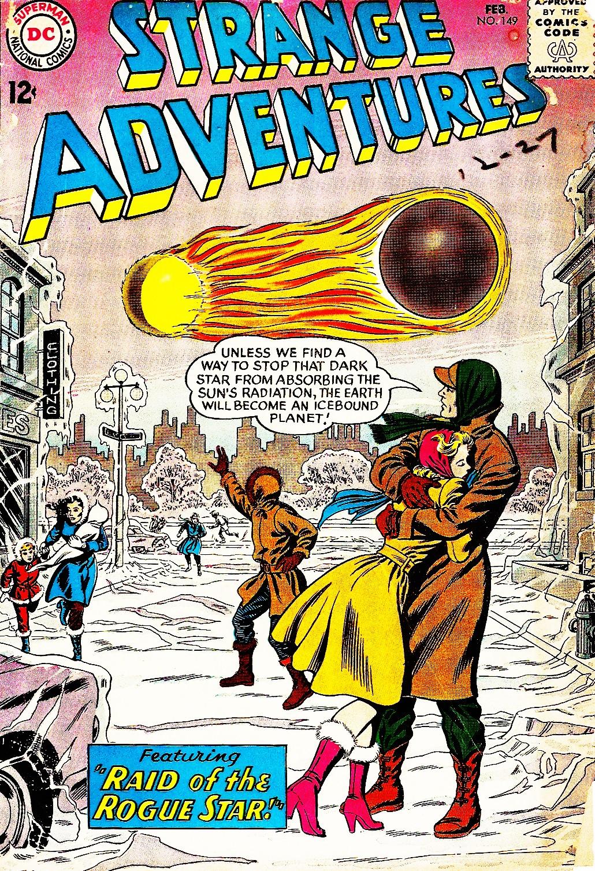 Strange Adventures (1950) issue 149 - Page 1