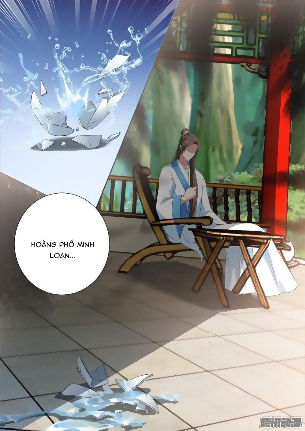 Hệ Thống Chế Tạo Nữ Thần chap 28 - Trang 7