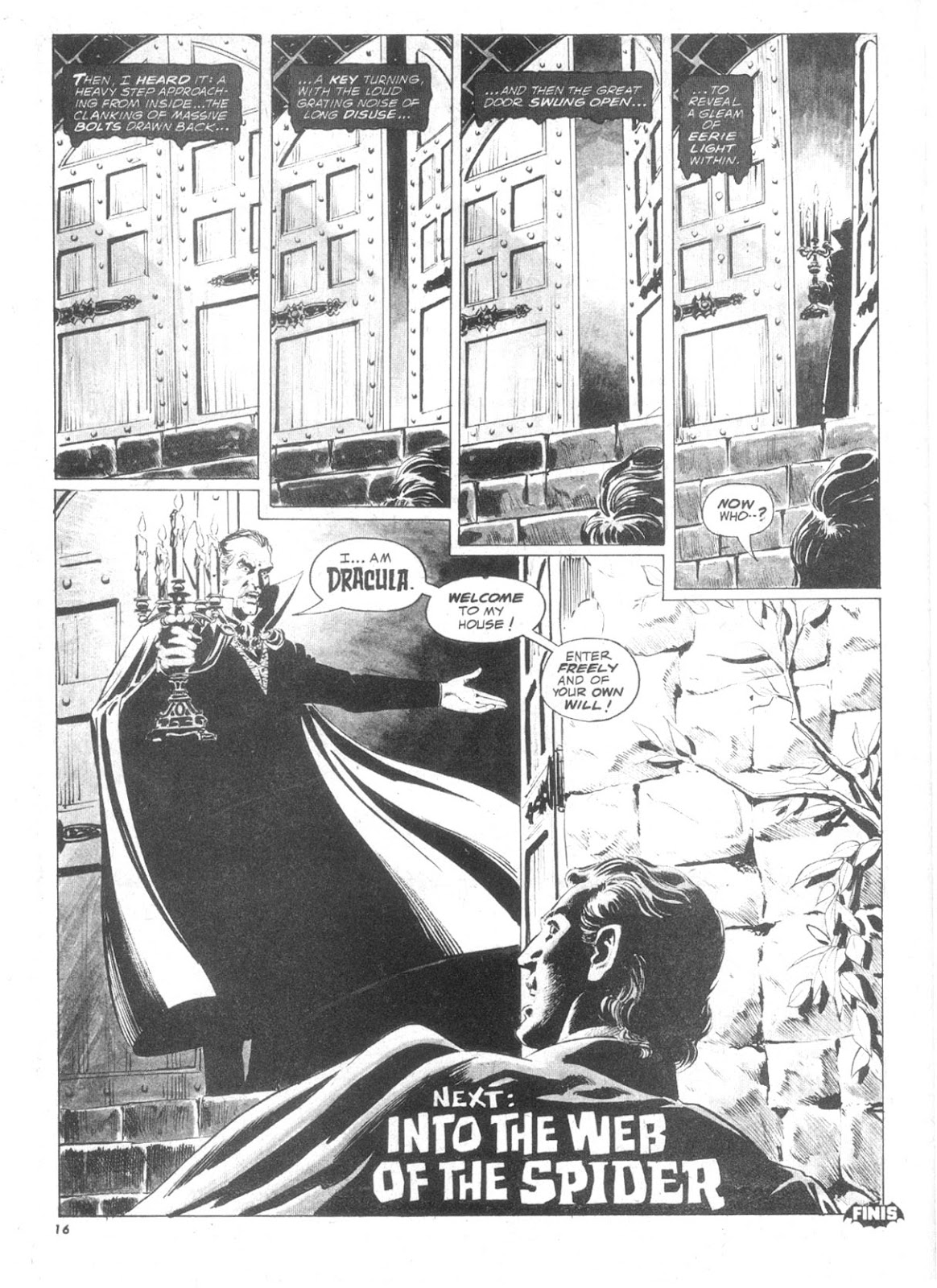 Dracula Lives issue 5 - Page 17