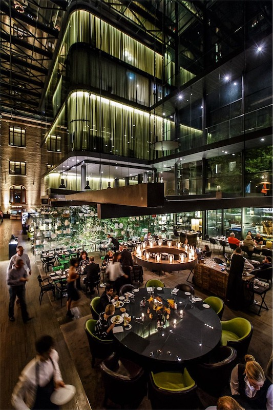 Conservatorium Hotel chicanddeco