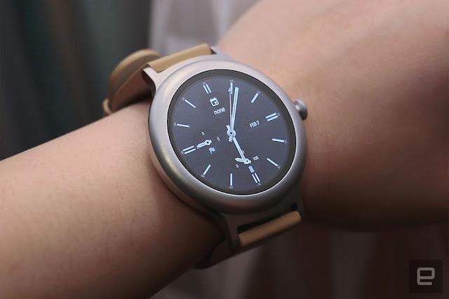 LG Watch Style Gambar