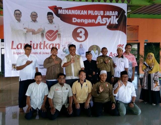 PKS Gelar Apel Siaga Pemenangan Ajat-Syaikhu