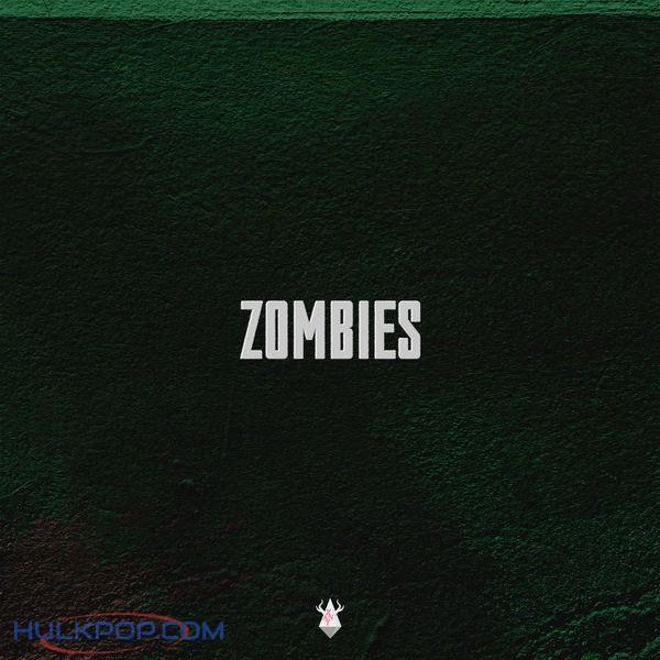 Dead'P & FWRYEYE – Zombies – Single