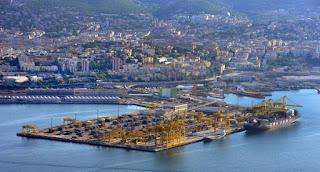 Trieste e i collegamenti col resto del mondo