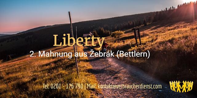 Liberty – 2. Mahnung aus Žebrák (Bettlern)