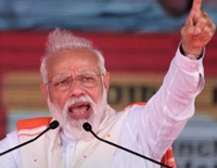 On Sunday, PM Modi to Visit Amethi