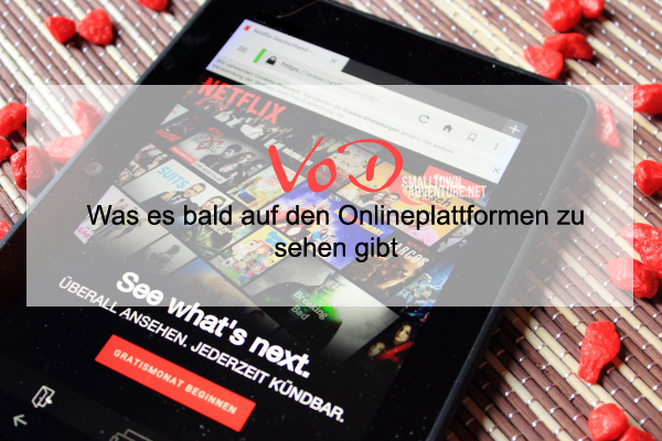 Netflix - Amazon Prime - Neuheiten Mai - VoD - Streaming - Binge Watching