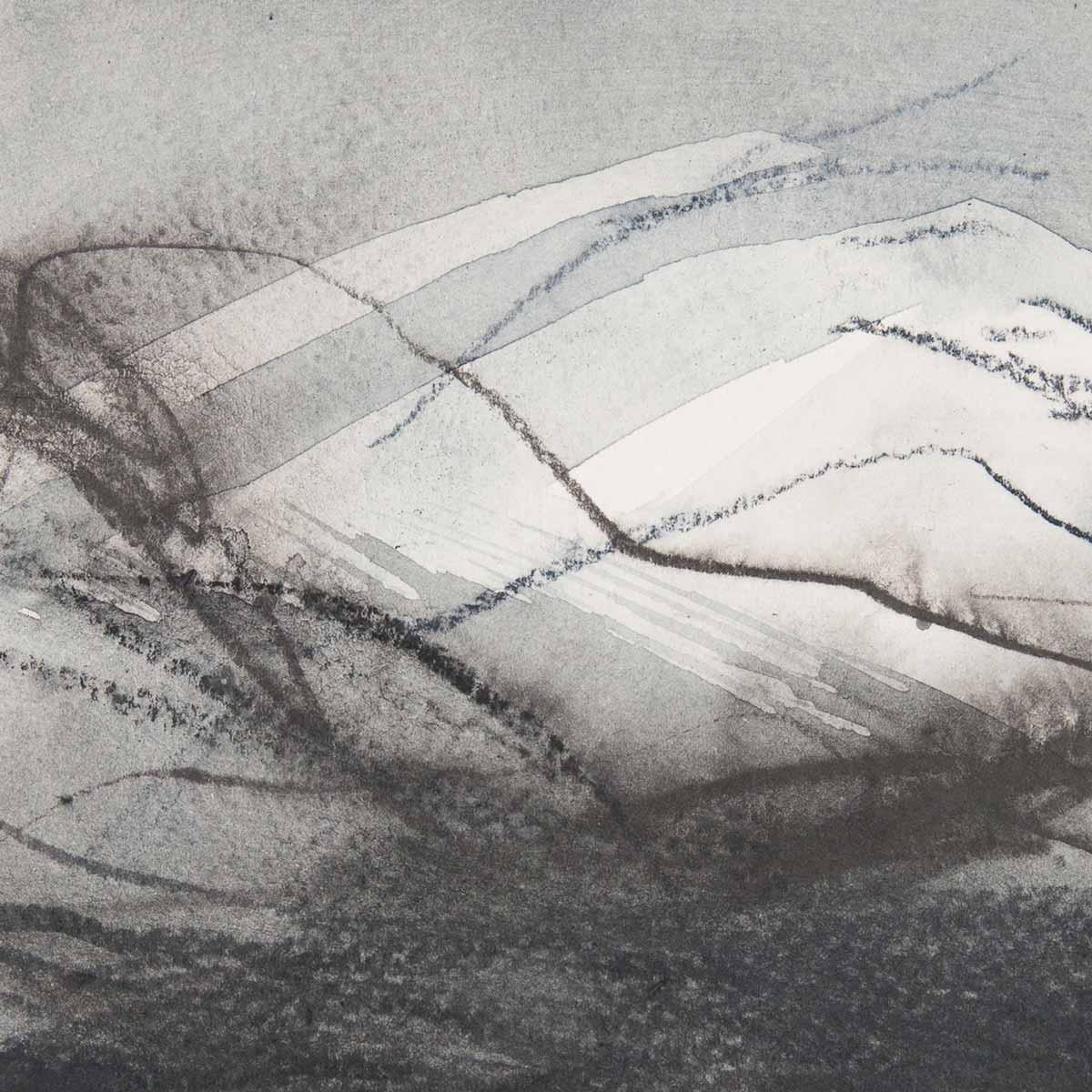 10 x 10 cm, aquarelle et crayons sur papier, 31 oct 14
