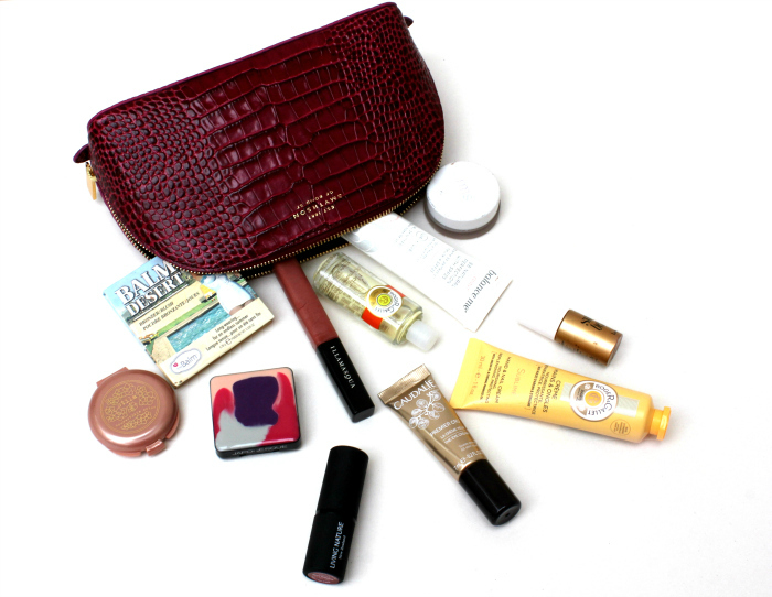 onelittlevice handbag blog: designer makeup bag