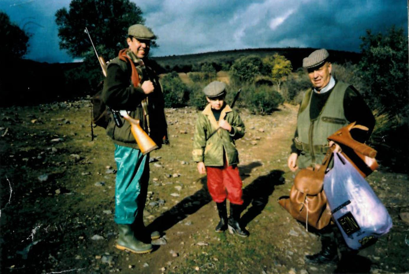 Abuelos Guarros playmocaza: la herencia de mi abuelo