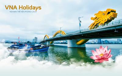Vietnam Airlines - Hè vàng Đà Nẵng