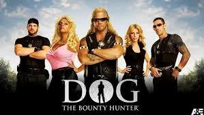 Dog and Beth Bounty Hunters