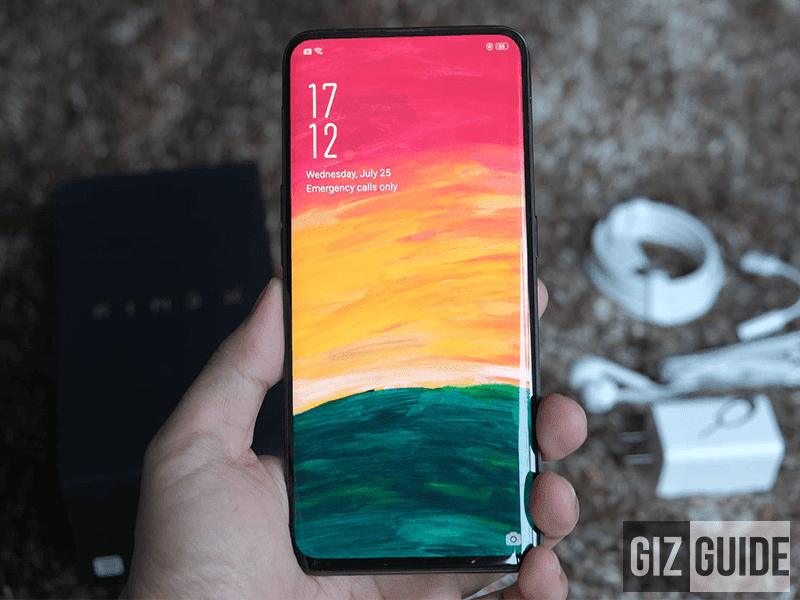 Top 7 highlights of the OPPO Find X