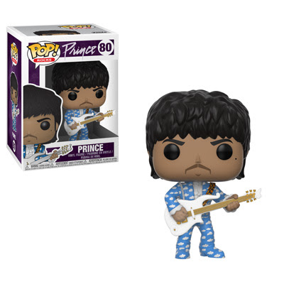 Look for glitter version of Prince at FYE!