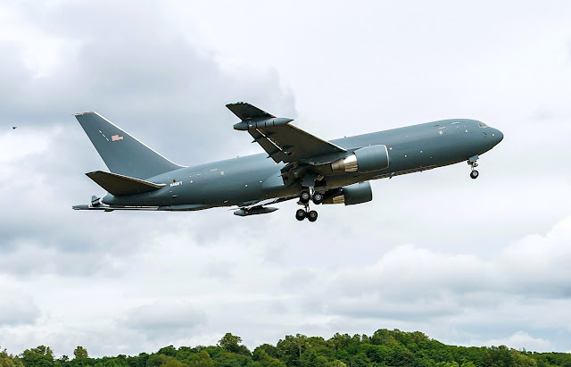 Another Boeing KC-46A Took First Flight