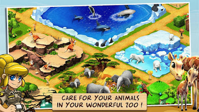 Screenshot Wonder Zoo - Animal Rescue! Apk Mod v.2.0.4a Terbaru 2016