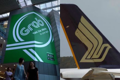SINGAPORE AIRLINES AND GRAB AGREE ON EXTENSIVE PARTNERSHIP