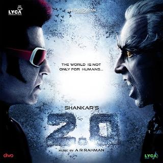 Robo 2.0 Telugu Mp3 Songs Free Download | 2.0 Hindi Tamil All Songs